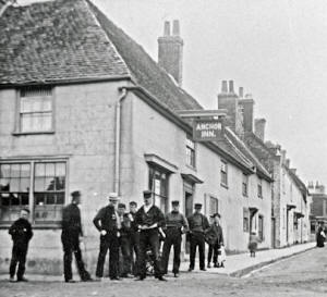 South Street Emsworth c1900